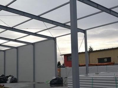 Budowa obornika 12