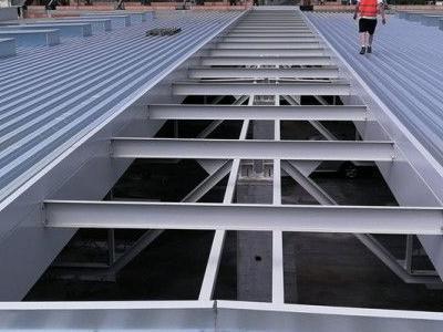 Dach hali wykonanie