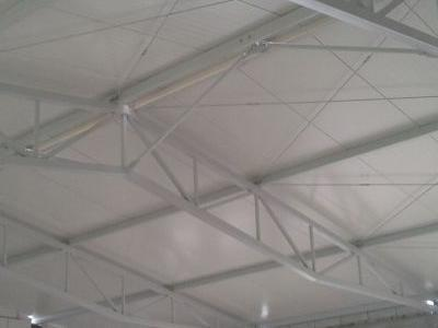 Dach obornika 2