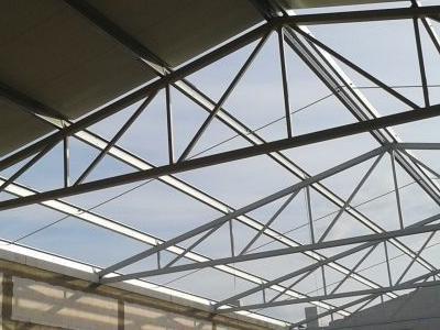 Dach obornika 3