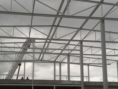 Dach obornika 7