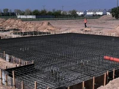 Budowa hali w Plewiskach 21