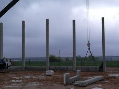 Budowa hali w Plewiskach 20