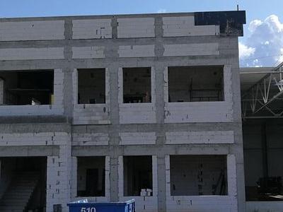 Budowa hali w Plewiskach 10