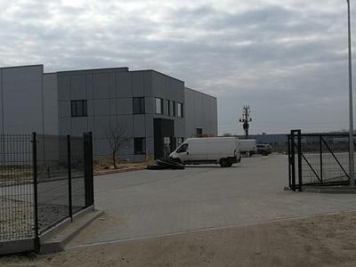 Budowa hali w Plewiskach 6