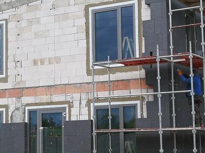 Budowa hali w Kowanowku 3